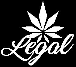 LEGAL 100% MARIJUANA